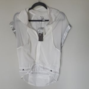 nwt stella macartney for addidas top